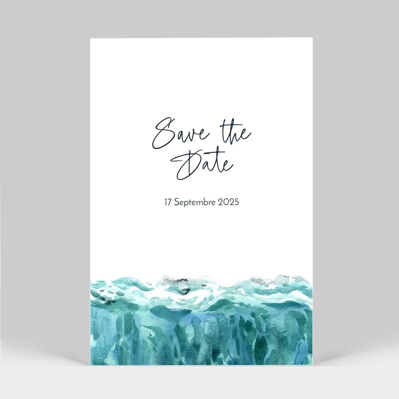 Save the date Océan & Fond marin